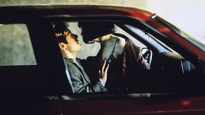 Crash van David Cronenberg